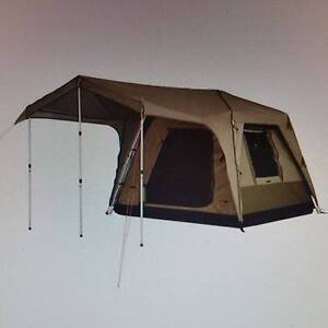 TENT BLACK WOLF TURBO 210 HEAVY DUTY NOT THE LITE VERSION Morningside Brisbane South East Preview