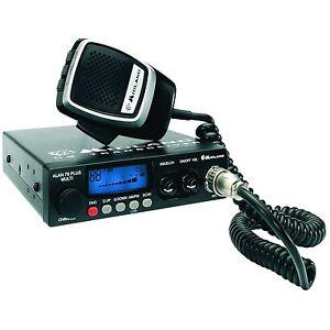 Midland 78 Plus CB Transceiver 80 Channel Radio Multi Mobile Portable Travel Car