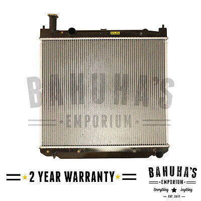 MANUAL/AUTO RADIATOR FOR TOYOTA HIACE MK4 H100 / MK5 H200 2.5 D-4D DIESEL 01-ON