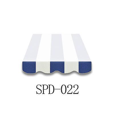 Volant Markisen Markisenbespannung Ersatzstoff 4 m Neu NUR VOLANT SPD022