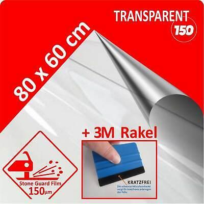 Lackschutz Folie Oraguard stone quard transparent durchsichtig 80 x 60cm + Rakel