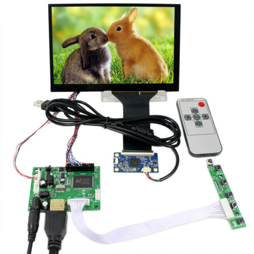 "HDM I LCD Controller Board With 7"" N070ICG LD1 1280x800 Capacitive Touch LCD"