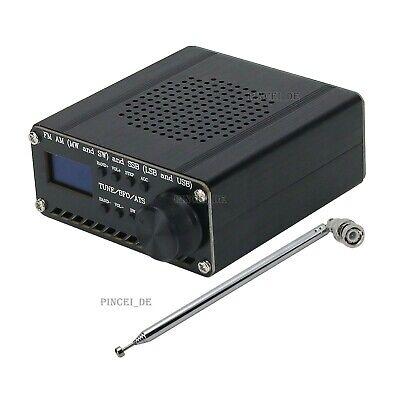 SI4732 All Band Radio Receiver FM AM (MW SW) SSB (LSB USB) w/ Shell Antenna
