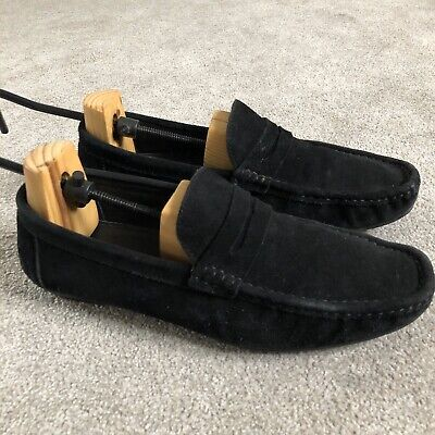 Used, Men'a Loafers Moccasins Driving Shoes Top Italian Size 9 43 Summer Fashion Man for sale  Shipping to South Africa
