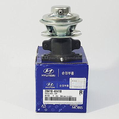 284104X410 EGR Valve Assy With Gasket 2EA=1SET For HYUNDAI TERRACAN 01-06