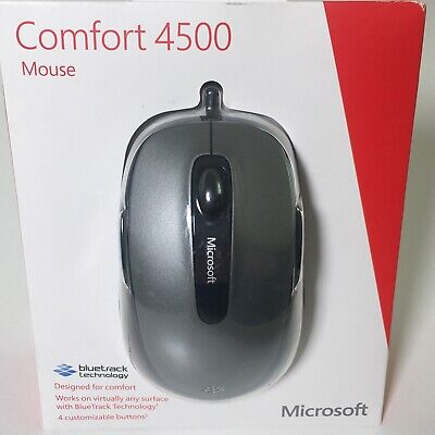 Microsoft Comfort Mouse 4500, USB, Model 1422, New Sealed,         A98