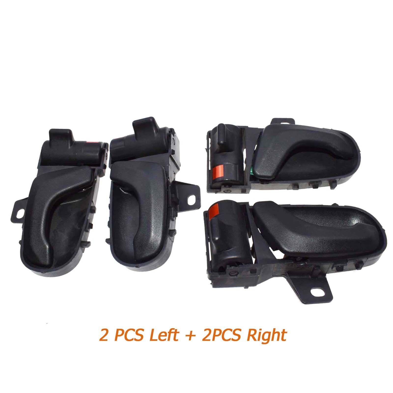 fits Geo Metro /& Suzuki Swift 92-94 Inside Interior Door handle Black Left