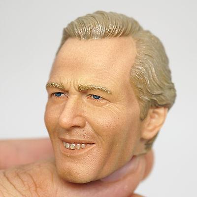 XB122-33 1/6 Scale HOT CRAFTONE Bushman Head Sculpt Male TOYS