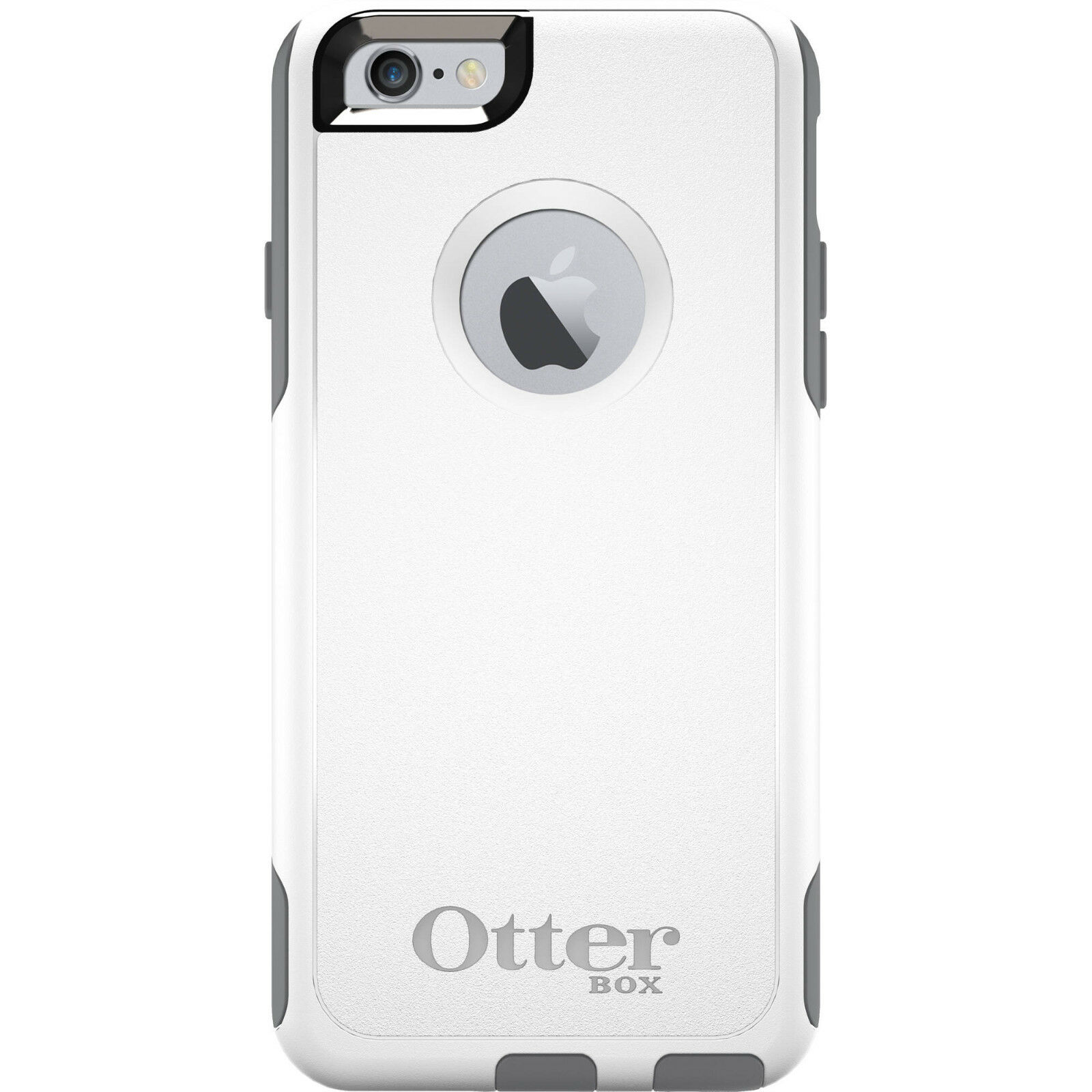 OtterBox - Commuter Case for Apple iPhone 6s/6 in Glacier