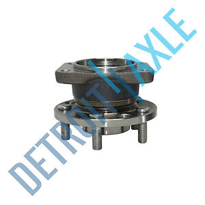 New REAR Complete Wheel Hub and Bearing Assembly for Jaguar X-Type 5 Bolts