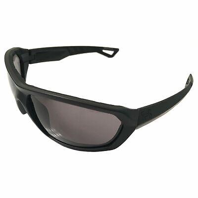 NEW Under Armour Rage Sunglasses UA Performance Eyewear - Satin Black - (Performance Sunglasses)