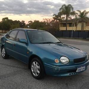 1999 Toyota Corolla CONQUEST Automatic-  1. 6L engine East Victoria Park Victoria Park Area Preview