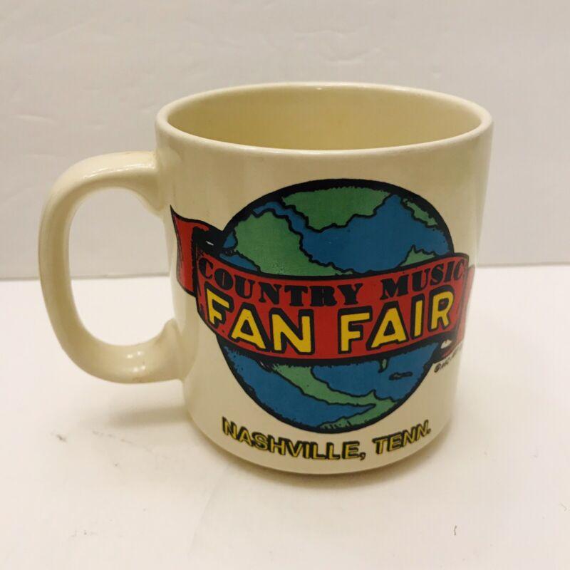 Vintage Fan Fair Mug