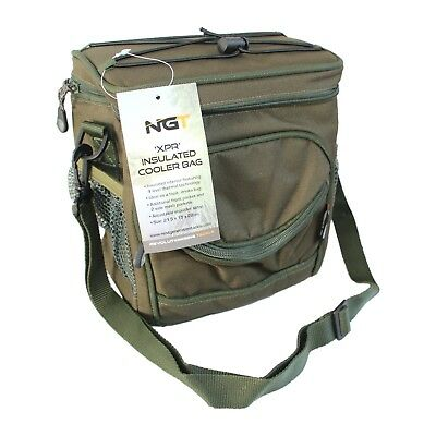 NGT Carp Fishing XPR Insulated Cooler Bag Carryall Food OR Bait Boilies