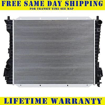 Radiator For Ford Fits Mustang 3.7 3.9 4.0 4.6 5.0 V6 6Cyl V8 8Cyl 2789