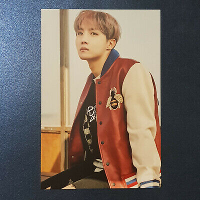 J Hope - Official Postcard Armypedia BTS You Never Walk Alone