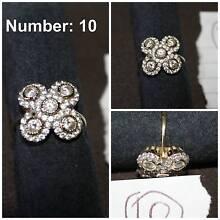 10. 1/2 CT diamond ring Newcastle Newcastle Area Preview