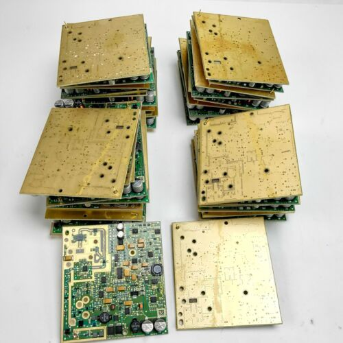 40 Boards Scrap Gold Plated Circuit Boards Gold Recovery