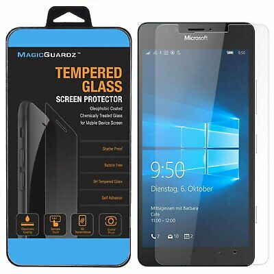 Premium Real Tempered Glass Screen Protector For Microsoft Lumia 950 Cell Phone Accessories