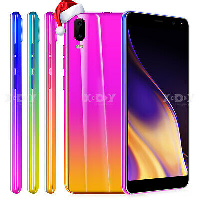 Android Phone - Android 8.1 Unlocked Cheap Cell Phone Dual SIM 4 Core 3G ATT T-Mobile Smartphone