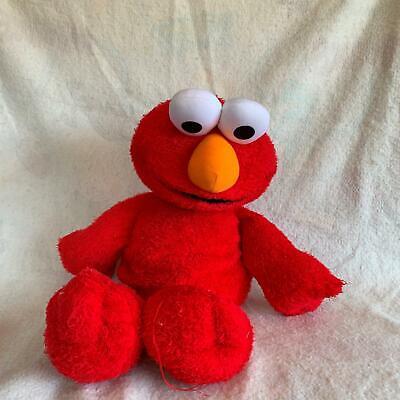 "Fisher Price Elmo Large Plush Toy 24"" Stuffed Animal 2005 Red Huge Jumbo Sesame"