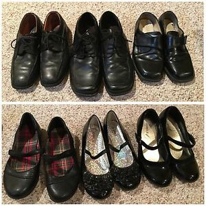 Dress shoes for Christmas or special Events $ 5.00 a pair