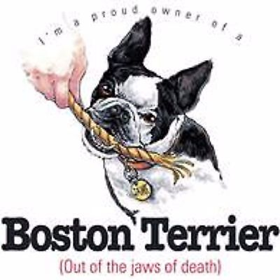 Boston Terrier Funny Tote