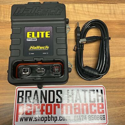 Haltech Elite 2500 ECU - 8 injectors 8 ignition - Top End Race ECU