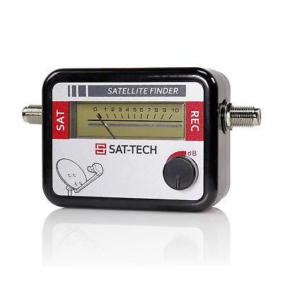(Satellite Signal Level Meter Finder SF-95 DISH Network Directv FTA Digital)
