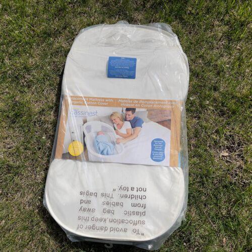 Halo Bassinest Swivel Sleeper Mattress Covered With Organic Cotton