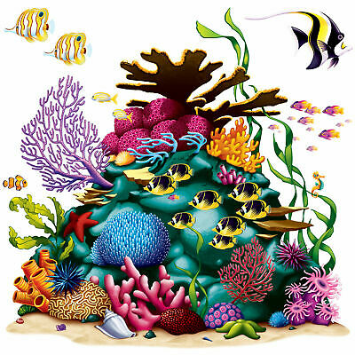 Luau Party supplies Coral Reef Add on Insta theme - Halloween Insta Theme