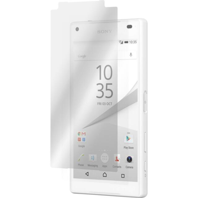 2 x Sony Xperia Z5 Compact Protection Film clear
