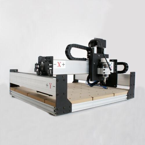 300W CNC DIY Router Kit USB Wood Engraving Carving PCB 3 Axis Mini Machine