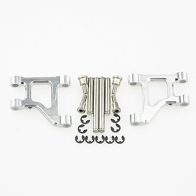 Alloy Front Lower Suspension Arm Set For Tamiya CC01 RC - Alloy Front Suspension Arm