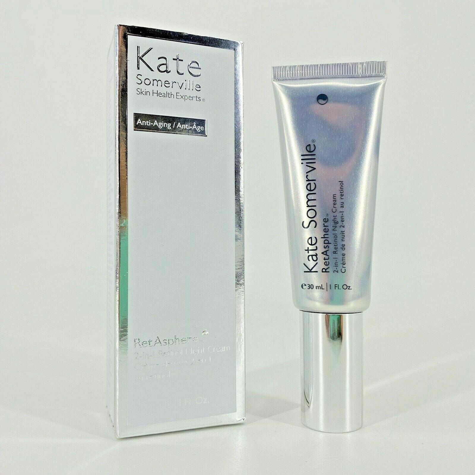 Kate Somerville RetAsphere 2-in-1 Retinol Night Cream - Anti