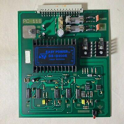 Cp Bourg 9421058 9904-117 Pc 110 Control Board For Modulen S Collator