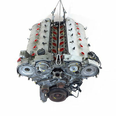Motor Mercedes Benz S-Klasse W140 600 V12 408 Ps M 120.980 120980