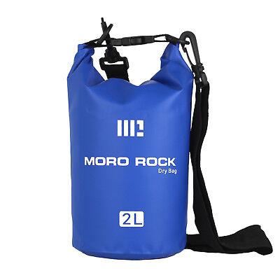Mororock 2L 5L 10L 15L 20L 30L PVC Dry Bag With 1 Free Waterproof Phone Case