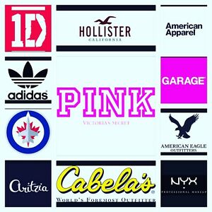 Enormous Amount of Brand Name Teen and Women's Clothes