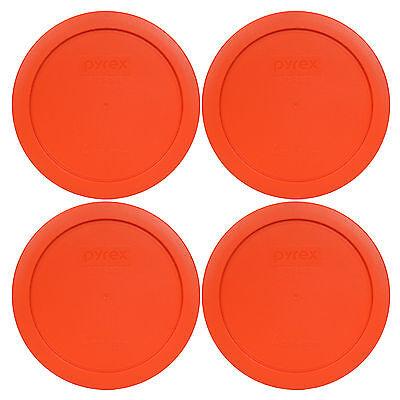 Pumpkin Plastic Bowl - Pyrex 7201-PC 6