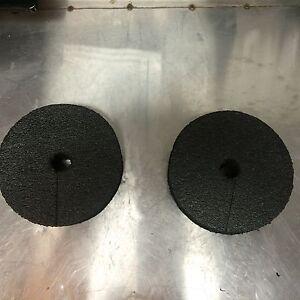 Wheel mud plugs LTR YFZ TRX Hiper DWT Goldspeed inner foam 9in