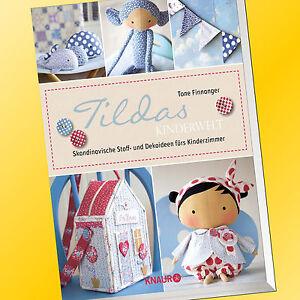TILDAS KINDERWELT   Skandinavische Stoff- und Dekoideen für Kinderzimmer (Buch)