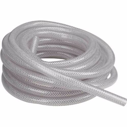 "CLEAR REINFORCED HOSE 3/8""ID X 300"
