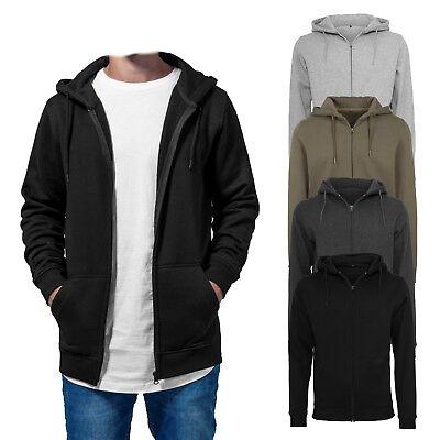 Build Your Brand - Heavy Zip Hoodie - Herren Hooded Sweatjacket - S-5XL 5 Zip Hoodie