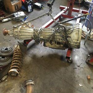 2008-2008 Ford F-250 f350 f450 f550 transmission