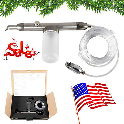 Dental Sand Blaster Sandblasting Air Abrasion Polisher Microetcher Polishing Us