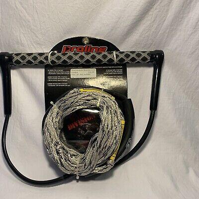 Proline 2020 75/' LG Package w// Dyneema Air Cyan Wakeboard Rope /& Handle Combo