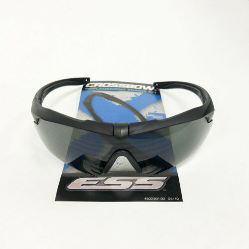 Military ESS Crossbow Frame/Lens Motorcycle Cycling Sunglasses Kit Black OS