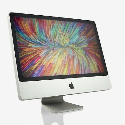 "Apple iMac 24"" (2009) Core 2 Duo 3.06GHz 4GB 500GB HDD (B)"