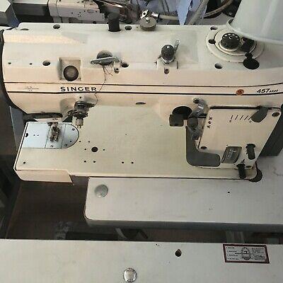 Industrial Sewing Machine Singer Cylinder Arm Walking Foot
